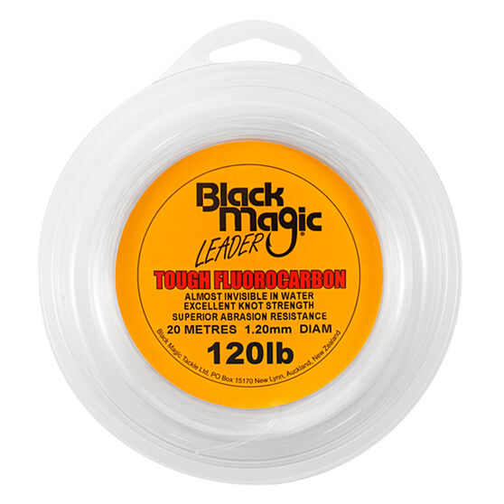 Black Magic Fluorocarbon Leader Line, , bcf_hi-res