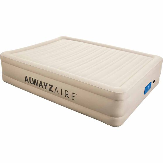 Bestway Alwayzaire Double High Airbed Queen 240V, , bcf_hi-res