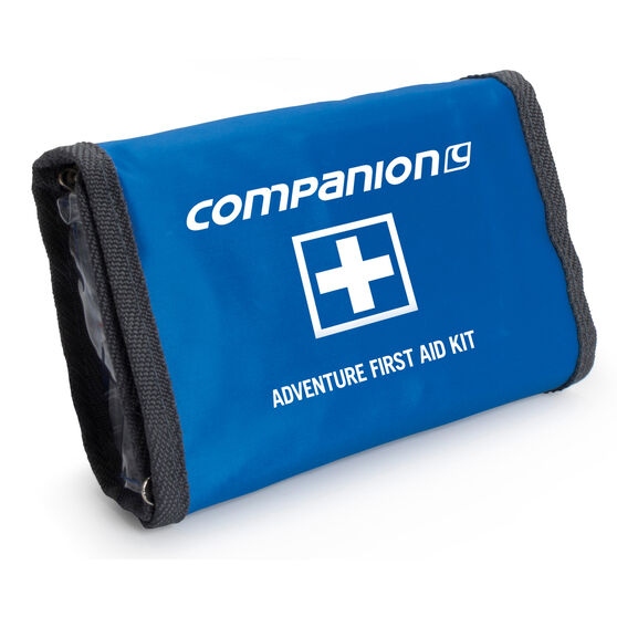 Companion Adventure First Aid Kit 63 Pieces, , bcf_hi-res