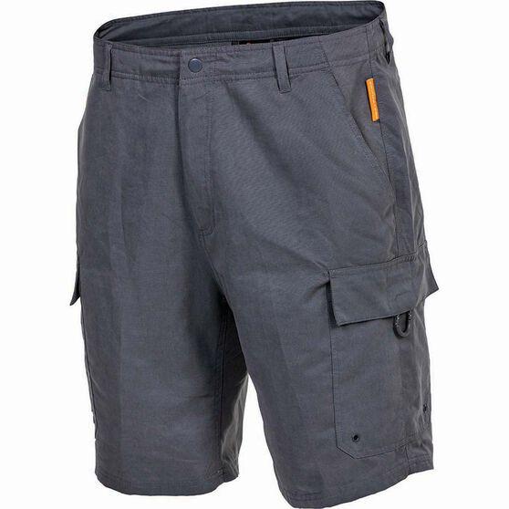 Savage Men's Cargo Shorts, Grey, bcf_hi-res