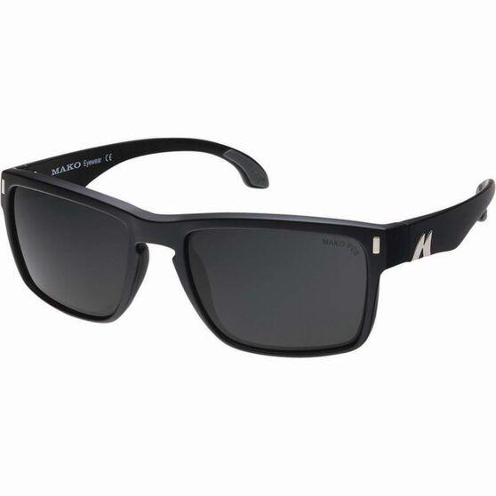 MAKO GT Polarised Sunglasses Grey Lens, Grey Lens, bcf_hi-res