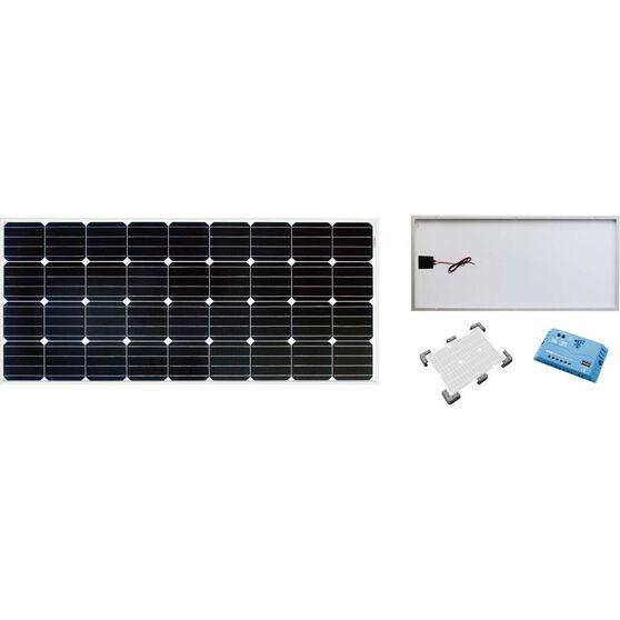 Solution X Caravan Solar Panel Kit 160w, , bcf_hi-res