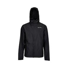 Savage Men's Rain Jacket, Black, bcf_hi-res