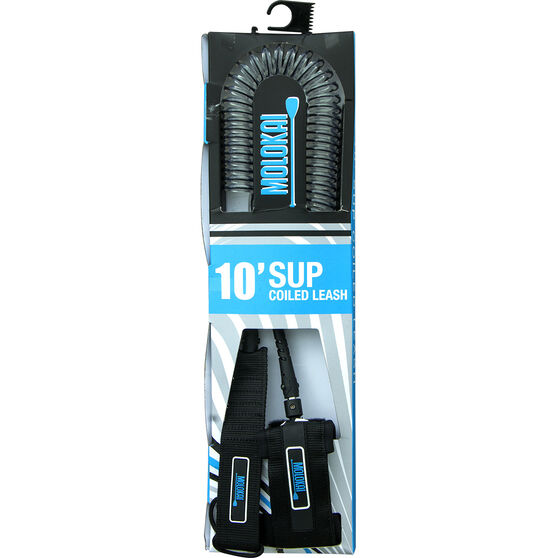 10' SUP Coiled Leash, , bcf_hi-res