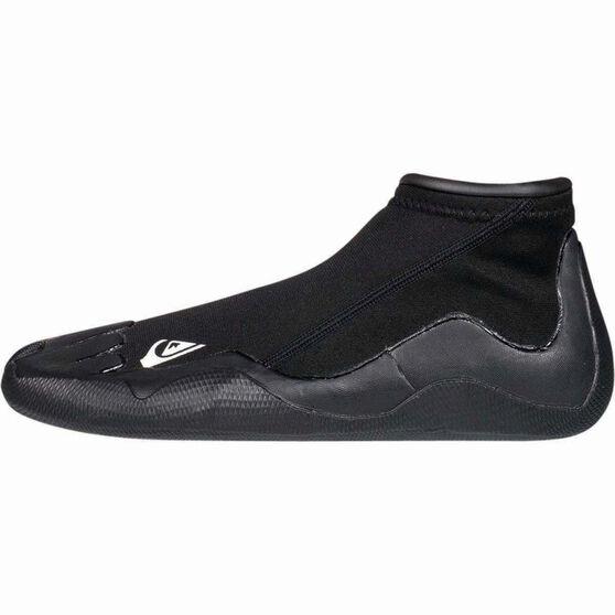 Quiksilver Men's Syncro 1mm Reef Walker Aqua Shoes Black 5, Black, bcf_hi-res