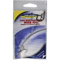 Wilson Live Bait / Dead Bait Wire Rig, , bcf_hi-res