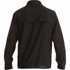 Quiksilver Men's Paddle 2 Jacket Black S Men's, Black, bcf_hi-res