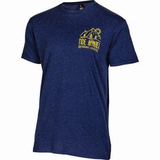 Tide Apparel Men's Hike Tee Blue S, Blue, bcf_hi-res