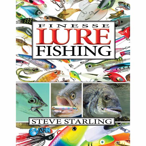 AFN Finesse Lure Fishing Book, , bcf_hi-res