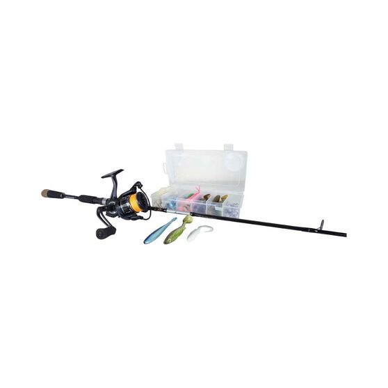 Savage Gear Manic Predator 7ft 3in 4-8kg Spin Combo, , bcf_hi-res