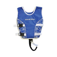 Marlin Australia Kids Swim Vest Blue M, Blue, bcf_hi-res