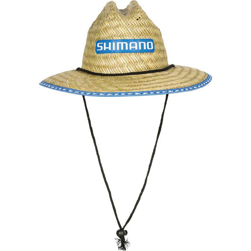 Shimano Kids  Wide Brim Straw Hat - OSFM  649eda148a1