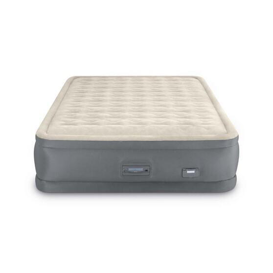 Intex PremAire II Queen Air Bed With Built-In Pump, , bcf_hi-res