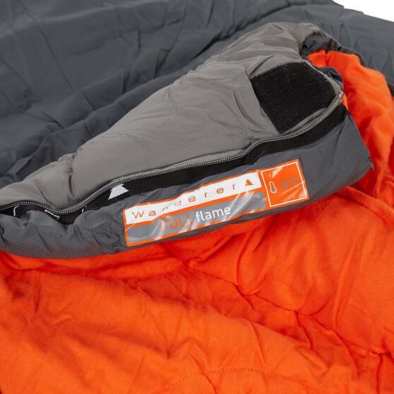 Wanderer FullFlame -8C Hooded Sleeping Bag, , bcf_hi-res