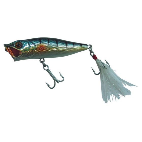 River2Sea Bubble Pop Surface Lure 65mm Gold / Red, , bcf_hi-res