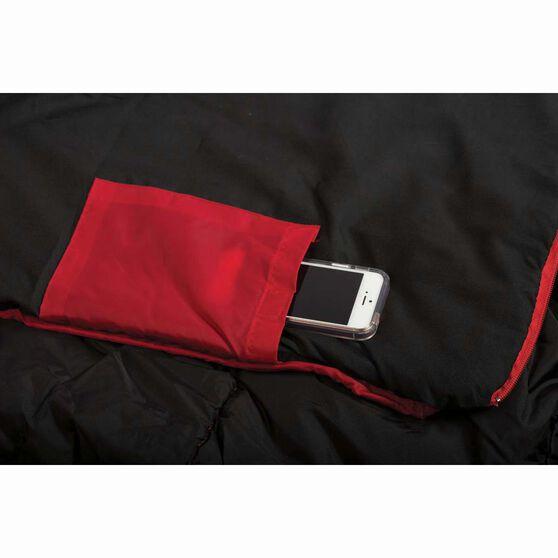 Roman Big Man Hooded Sleeping Bag, , bcf_hi-res