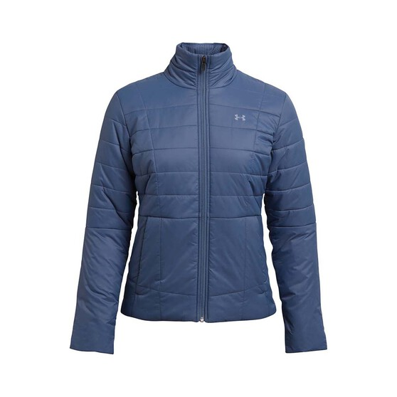 Under Armour Women's Insulated Jacket, Mineral Blue, bcf_hi-res