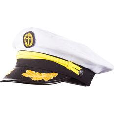 Men's Captains Hat, , bcf_hi-res
