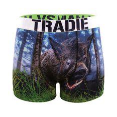 Tradie Men's Boar Trunks, , bcf_hi-res
