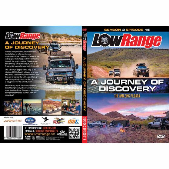 Lowrange Season 2 Episode 15 DVD, , bcf_hi-res