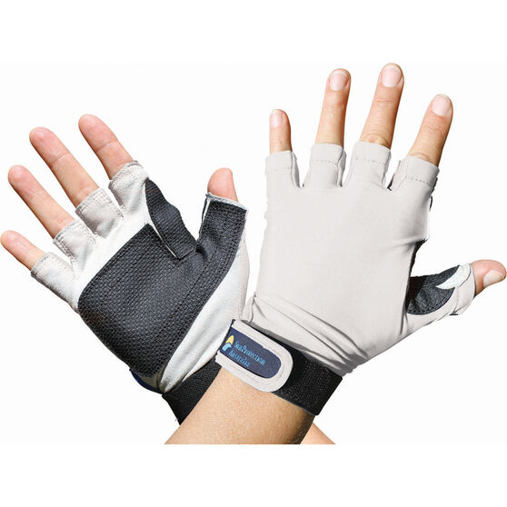 Sunprotection Australia Unisex Sports 50+ Gloves Skin L, Skin, bcf_hi-res