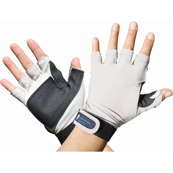 Sunprotection Australia Unisex Sports 50+ Gloves Skin S, Skin, bcf_hi-res