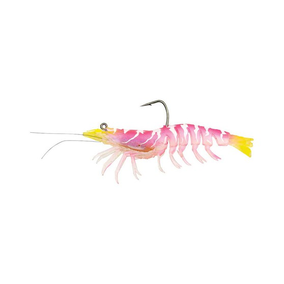 Zerek Absolute Shrimp Soft Plastic Lure 3.5in Fat Betty, Fat Betty, bcf_hi-res