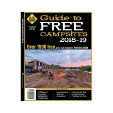 AFN Guide to Free Campsites 2018-2019, , bcf_hi-res