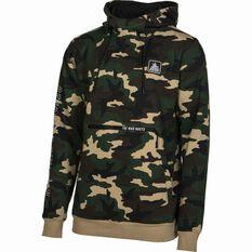 Men's Pullover Hoodie Camo M, Camo, bcf_hi-res