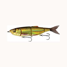 Savage Gear 4Play V2 Lure Golden Shiner 13.5cm, Golden Shiner, bcf_hi-res