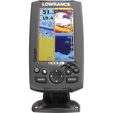 Ex-Demo Lowrance Hook 4 (Head Unit Only), , bcf_hi-res