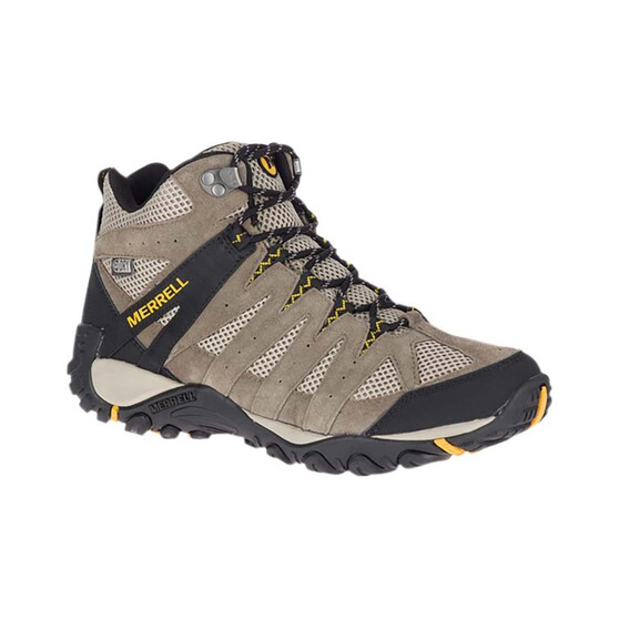 Merrell Men's Accentor 2 Mid Ventilator Waterproof Hiking Boots, Boulder, bcf_hi-res