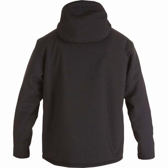 Quiksilver Waterman Night Tides Jacket, Black, bcf_hi-res