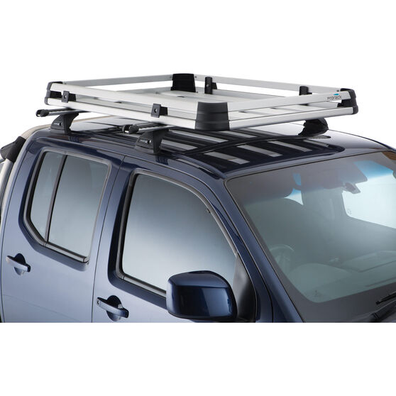 Voyager Pro Roof Tray - Large, Heavy Duty, Alloy, , bcf_hi-res