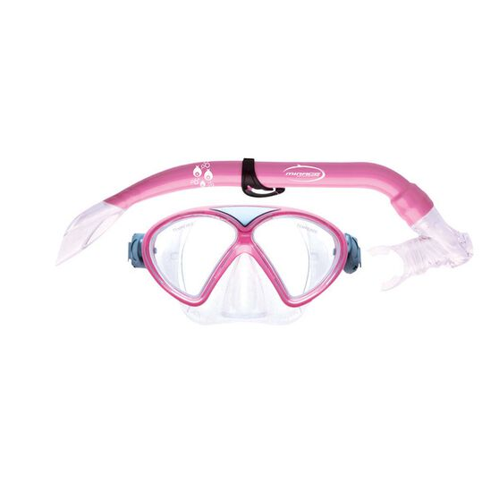 Mirage Squirt Mask & Snorkel Set, , bcf_hi-res