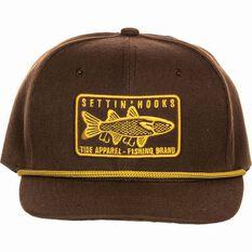 Tide Apparel Men's Hooked Up Snapback Cap, , bcf_hi-res