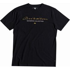 Quiksilver Men's Simple Tee Black S, Black, bcf_hi-res
