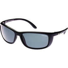 MAKO Blade Polarised Sunglasses Matte Black, Matte Black, bcf_hi-res