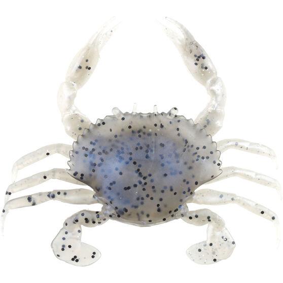 Savage 3D Manic Crab Soft Plastic Lure 7.5cm Moltin, Moltin, bcf_hi-res