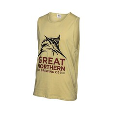 The Great Northern Brewing Co. Men's Tank, Light Sand, bcf_hi-res