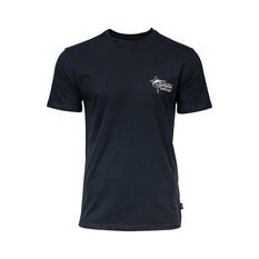 Quiksilver Waterman Men's Alatus Tee Black S, Black, bcf_hi-res