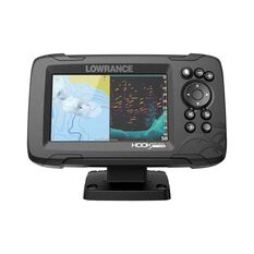 Lowrance Hook Reveal 5 Fish Finder Combo with Splitshot Transducer, , bcf_hi-res