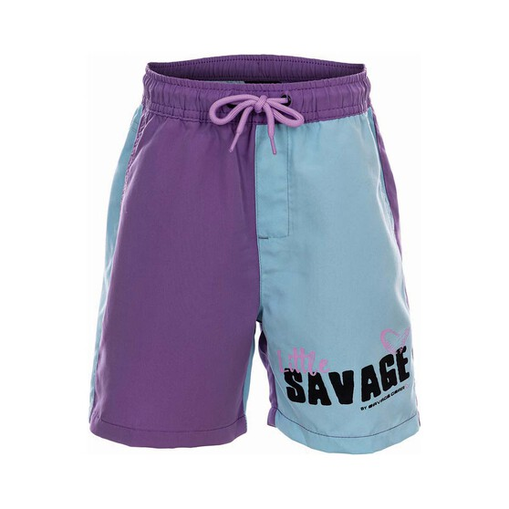 Savage Gear Little Savage Girls Short, , bcf_hi-res