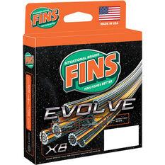 Fins Evolve Braid Line 150yds 5lb Chartreuse 150yds, , bcf_hi-res