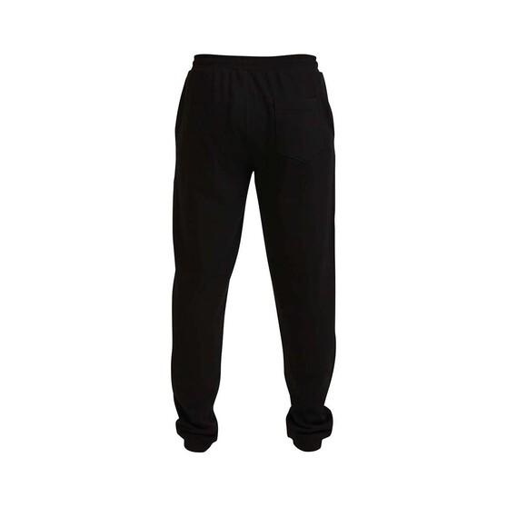 Quiksilver Men's Print Trackpants, Black, bcf_hi-res