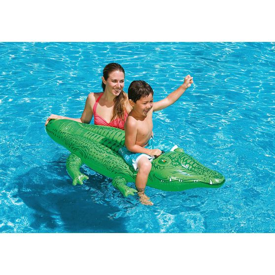 Intex Lil' Gator Inflatable Ride On, , bcf_hi-res