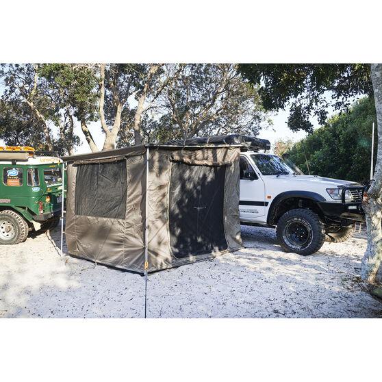 Wanderer Awning Tent 2.5x2.5m, , bcf_hi-res
