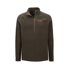 Macpac Men's Tui Fleece Pullover Green Rosin S, Green Rosin, bcf_hi-res