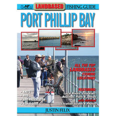 AFN Port Phillip Bay Landbased Fishing Guide, , bcf_hi-res