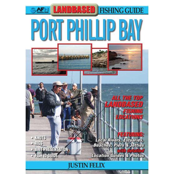 AFN Port Phillip Bay Landbased Fishing Guide, , bcf_hi-res